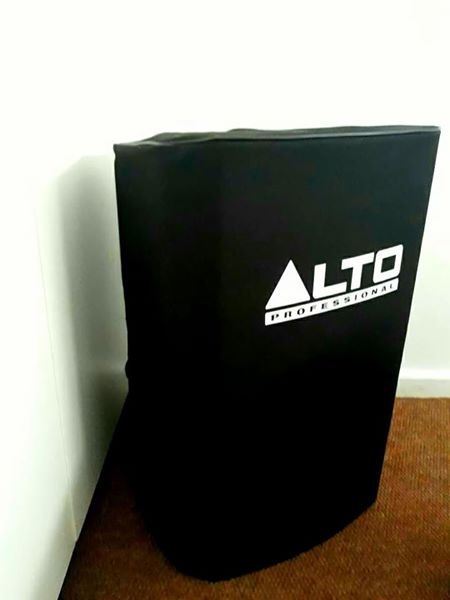 2 x ALTO 215 1100w 2way Active Speakers