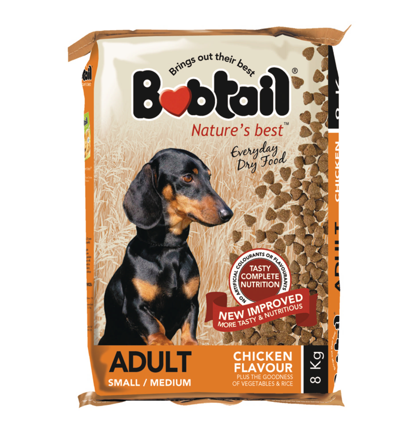 Bobtail Everyday Dry Foods