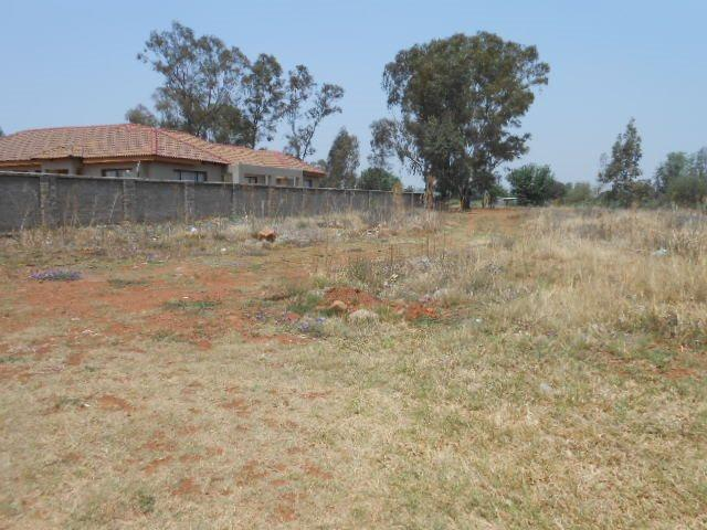 Fantastic vacant land for sale.