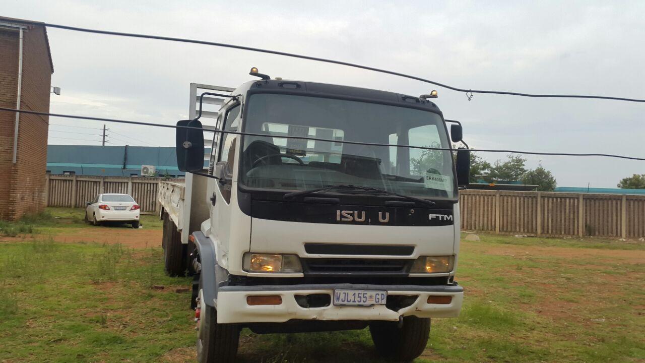 ISUZU FTM drop 1200 Truck for sale