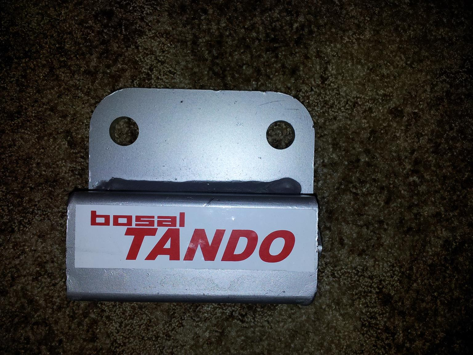Tando caravan stabiliser Carbracket only - NEW
