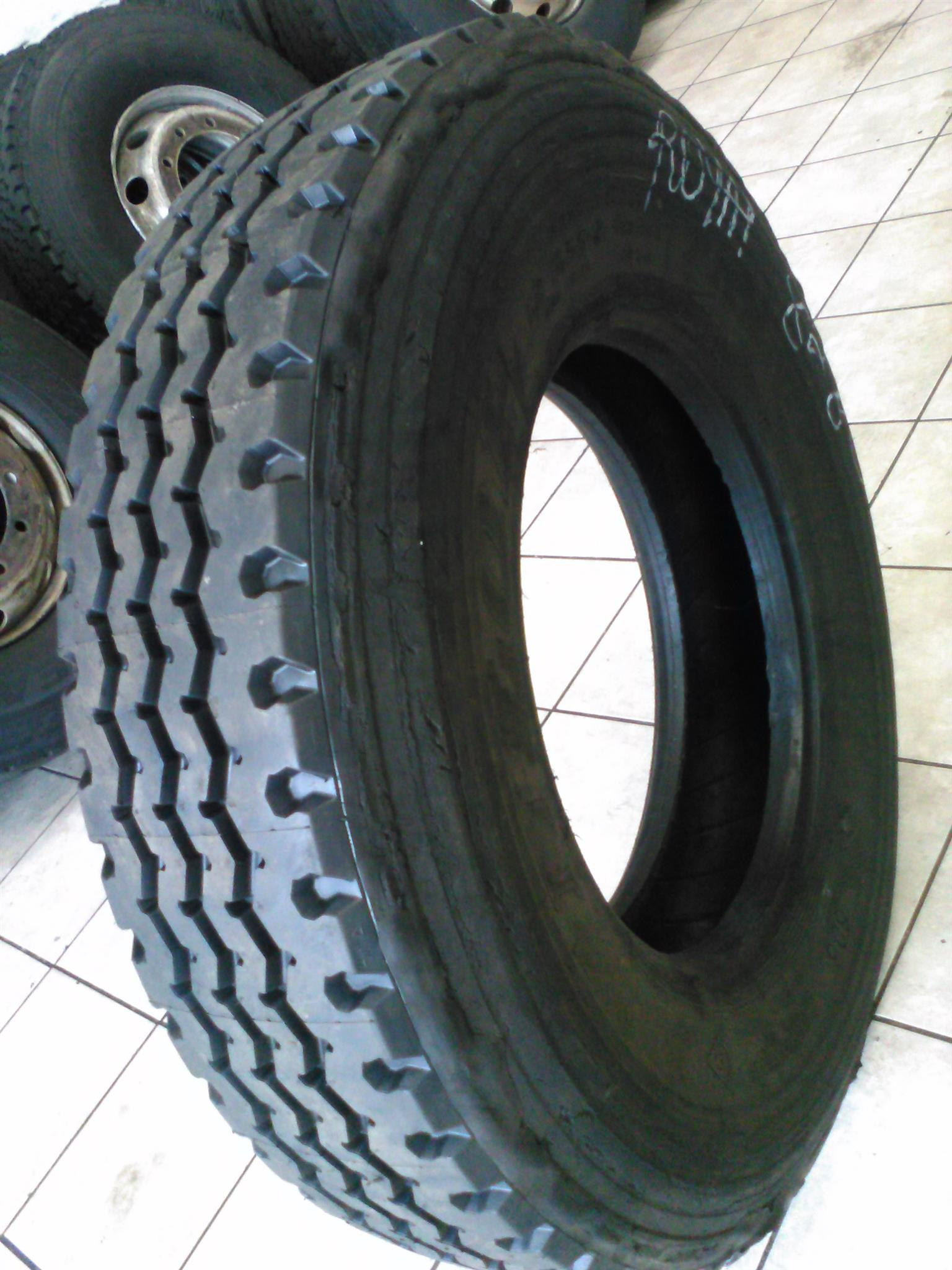 New Retread Truck tyres For Sale in Mpumalanga Witbank