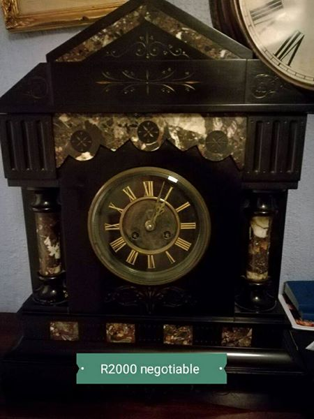 Wooden clock for sale
