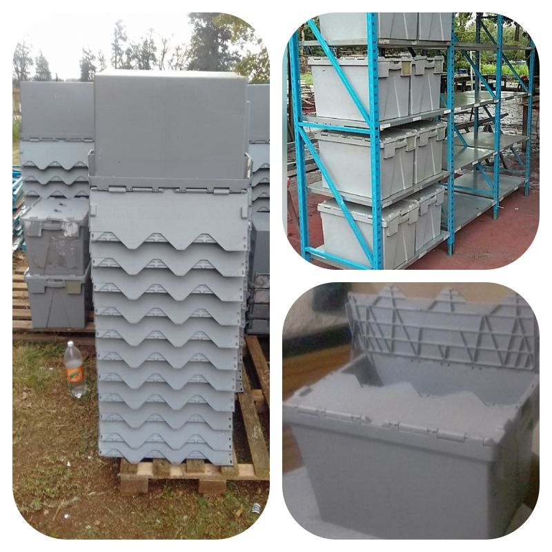 Storage Container Bins Multi Purpose Centurion Best Buy - R150