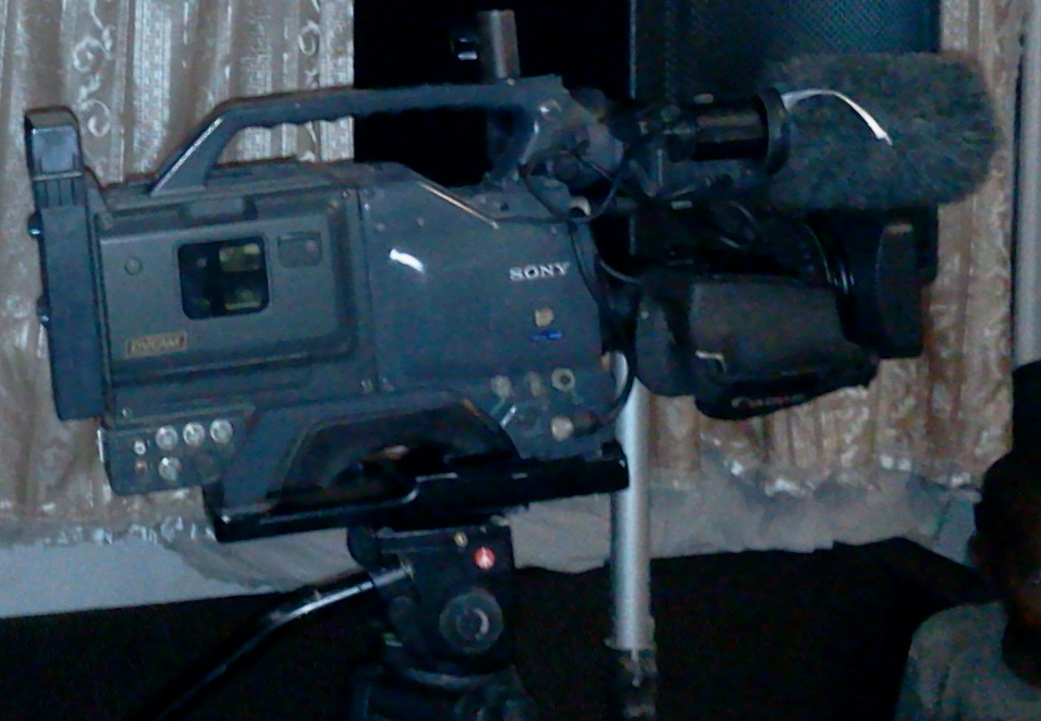SONY DSR -1P VIDEO CAMERA FOR SALE