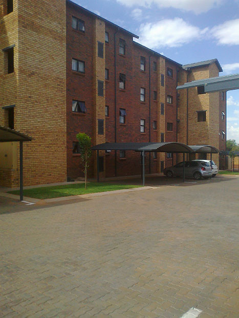 Brand new. 2bed upmarket apartments in La Montagne. Pretoria East . 50 percent off first month rental.