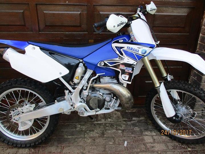 Yamaha Yz250 Junk Mail