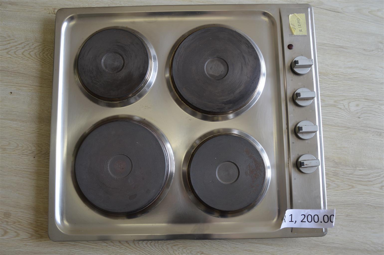 Telefunken 4 Plate Stove