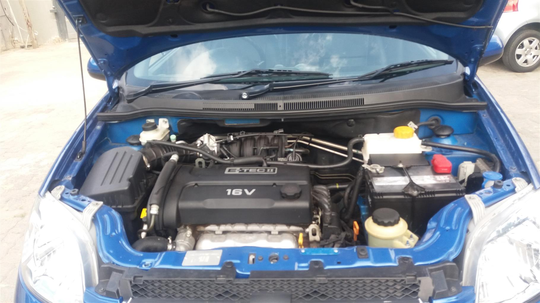2010 Chevrolet Aveo hatch 1.6 LS auto