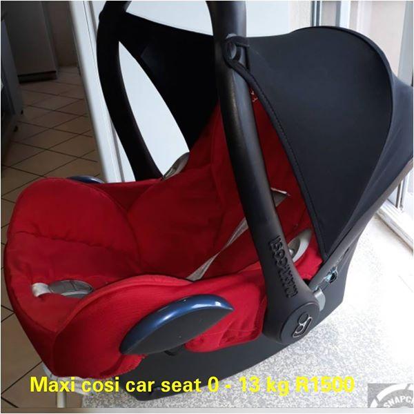 Maxi Cosi car seat | Junk Mail