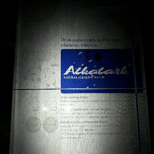 Alkalark Alkaline water Ionizer