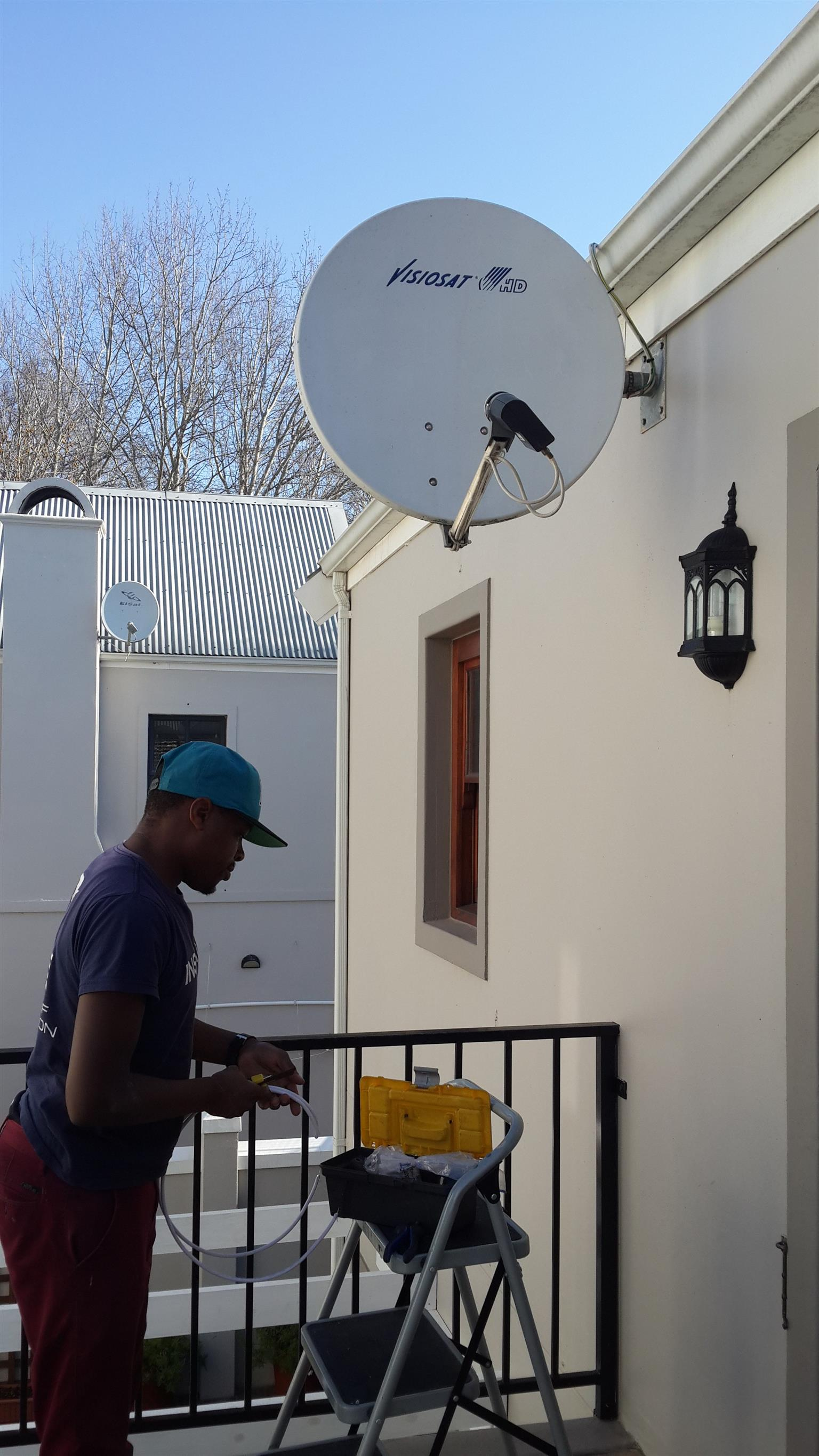 Dstv Explora installation and repairs Hout bay 0783085689