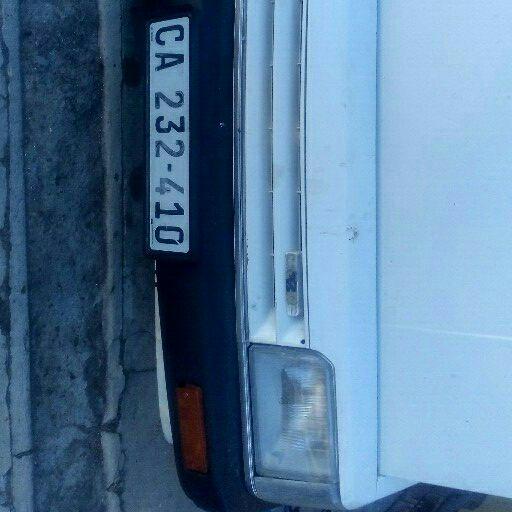 1985 Mazda 323