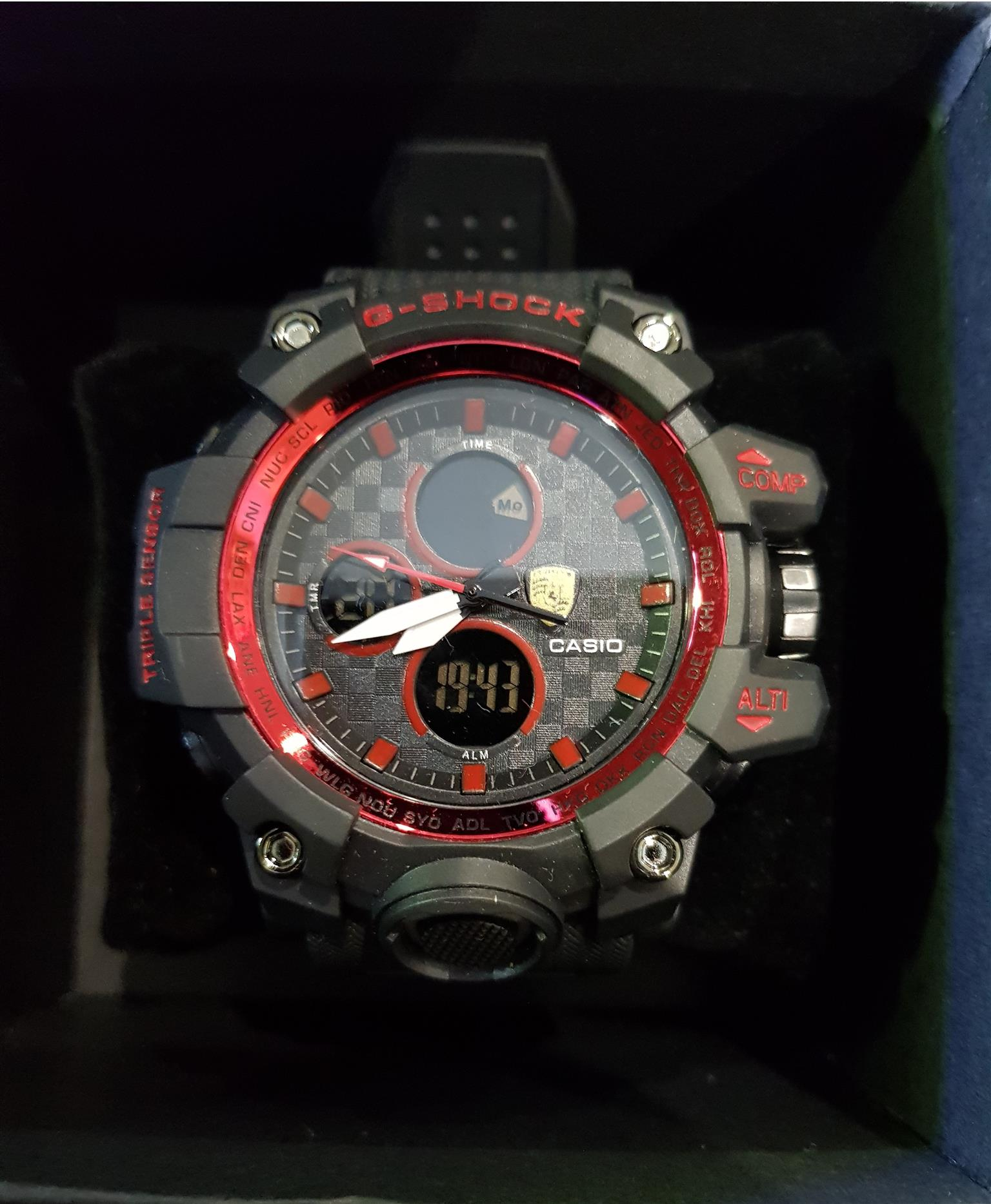 G Shock (Perfect Valentine's Gift)