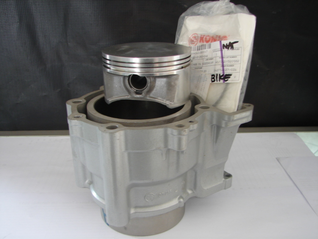 CAN AM DS650 NEW Cylinder, piston and rings