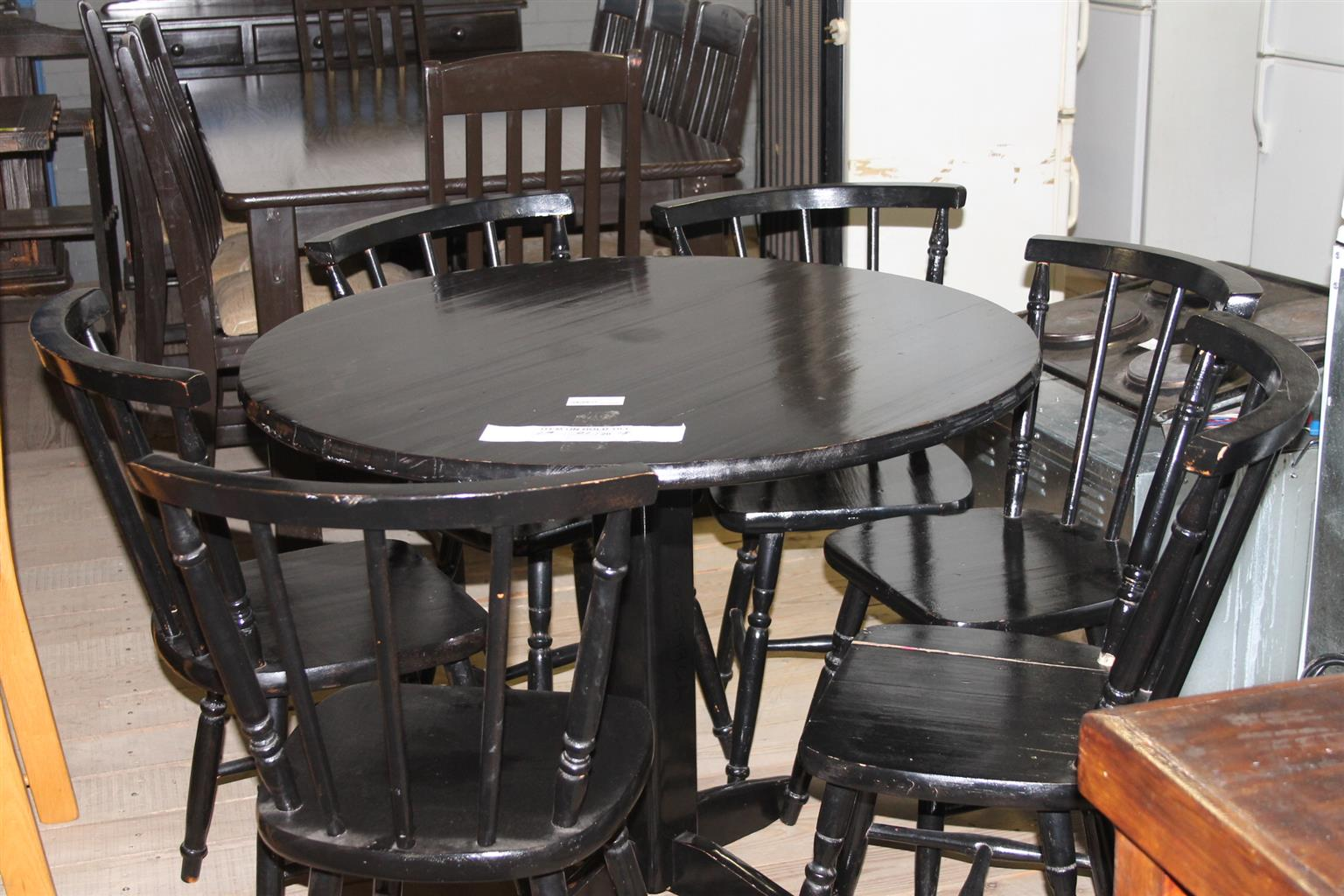Dining room suite S027996a #Rosettenvillepawnshop