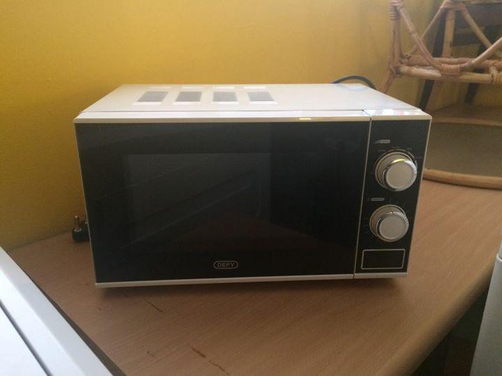Microwave Defy