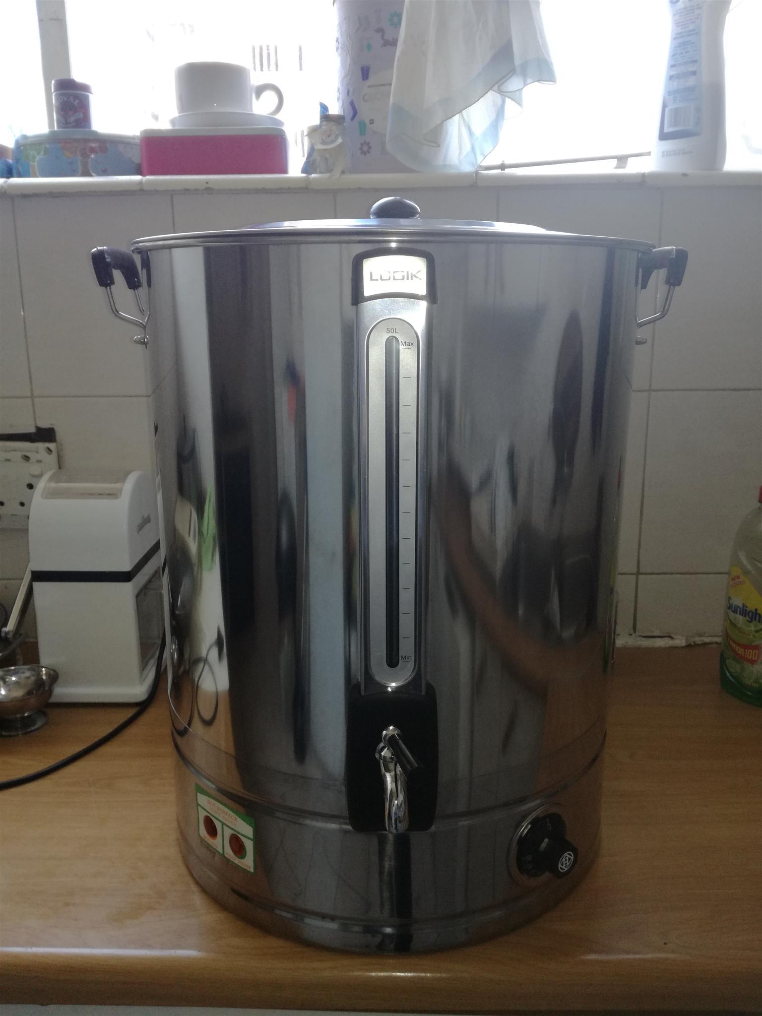 Logic Hot water Urn