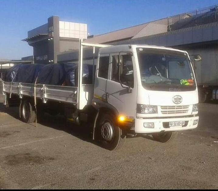 2017 FAW 8 foton Truck for sale