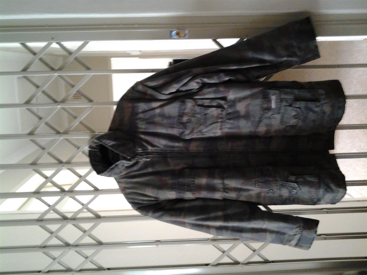 Camo Bush Jacket