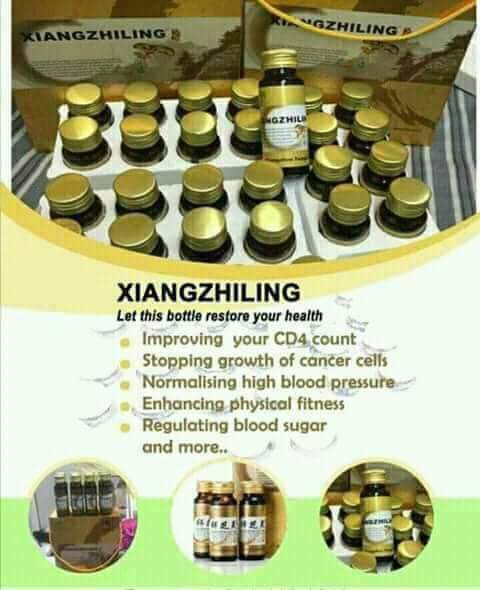 "Salary has never been enough, Start your own Business and supplement your income by selling this ""King Of All Herbs"" - Esylife Xiangzhiling . This bottle sells like ""Hot Cakes"""