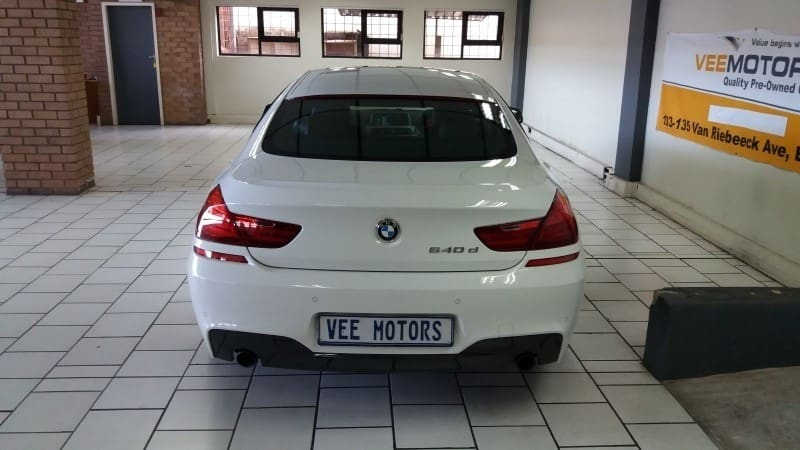 2012 BMW 6 Series 640d Gran coupe M Sport   Junk Mail