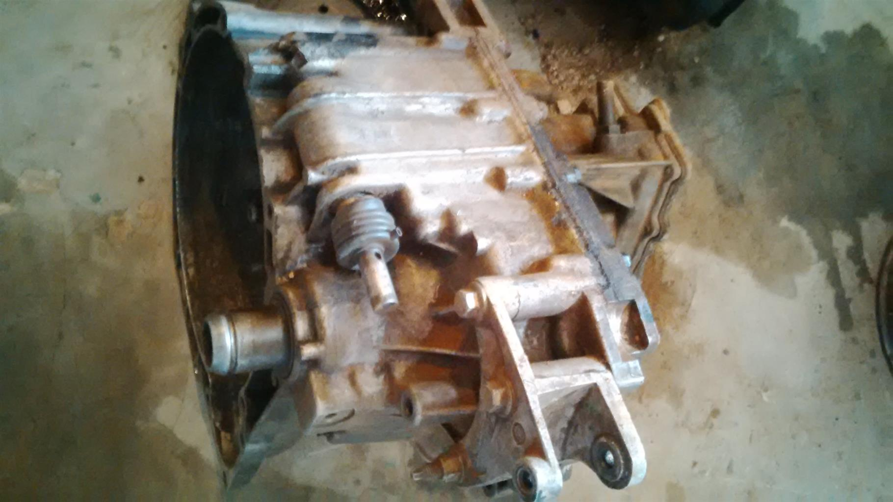 Ford bantam gearbox 1.6