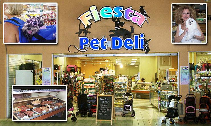 PET SHOP AND DELI