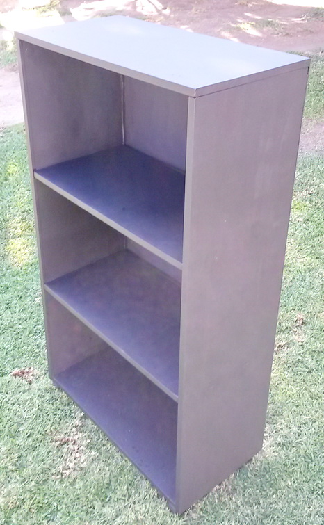 Medium sized book cabinet (black)