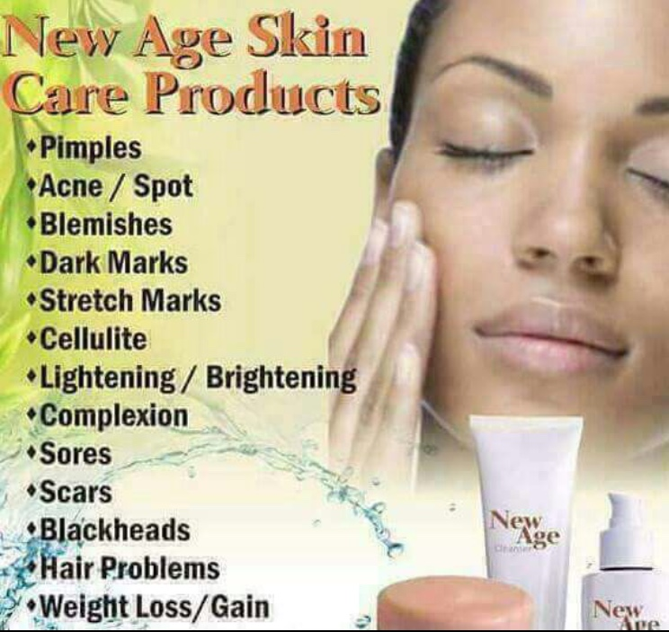 +27658376405 New Age Skin Care