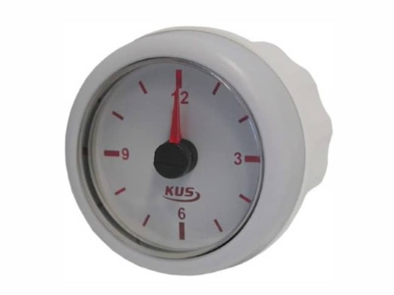 KUS CLOCK – WHITE