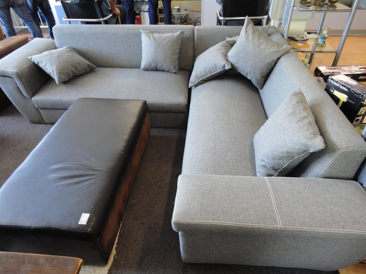 New L Shape Couch
