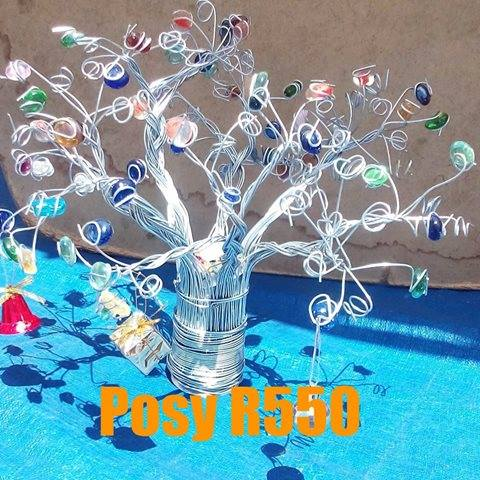 Boabab Tree Wire Art