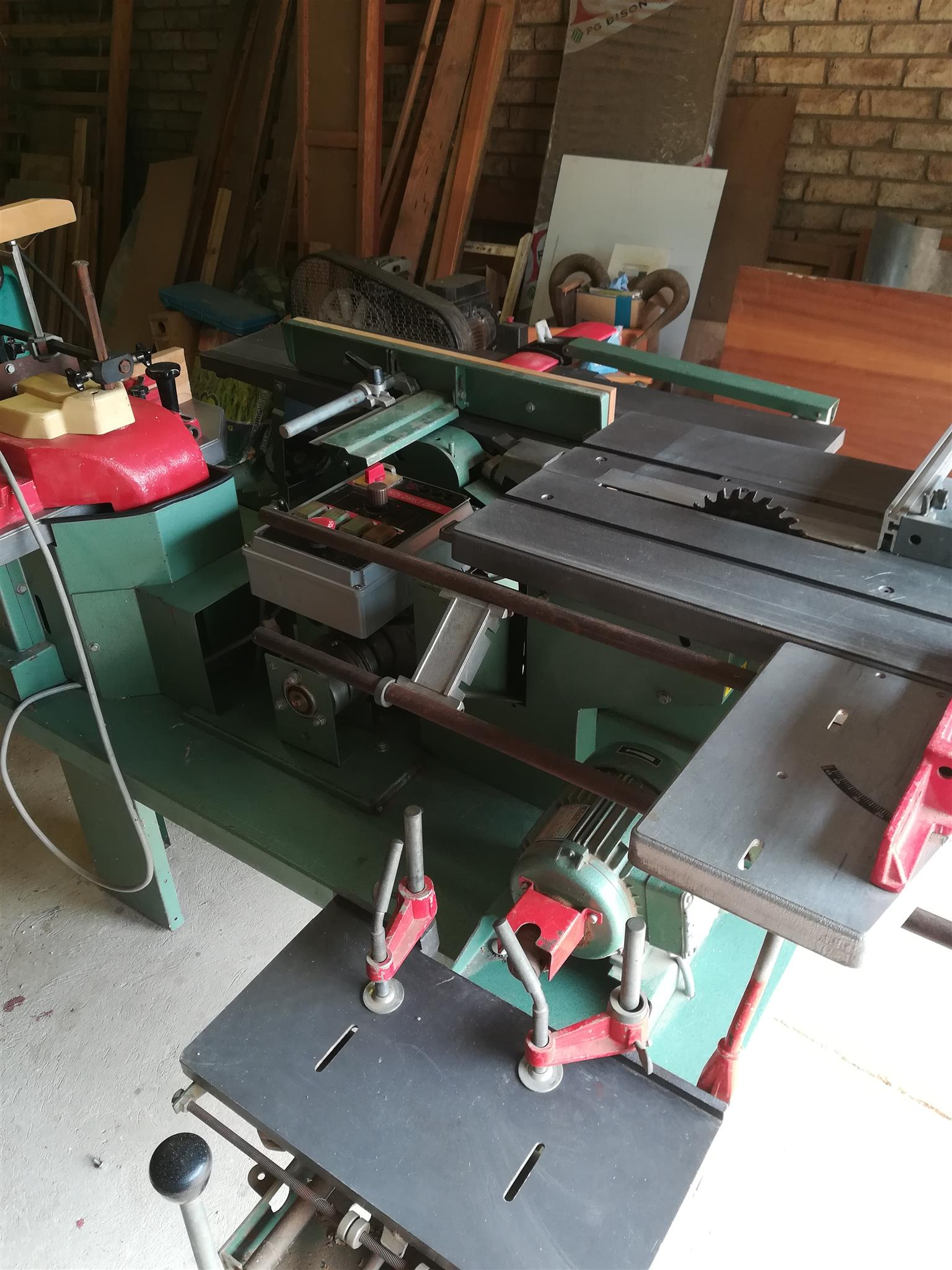 Kitty Combination Woodworking Machine Junk Mail