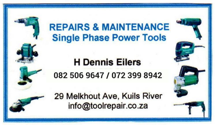 Power Tool Repairs