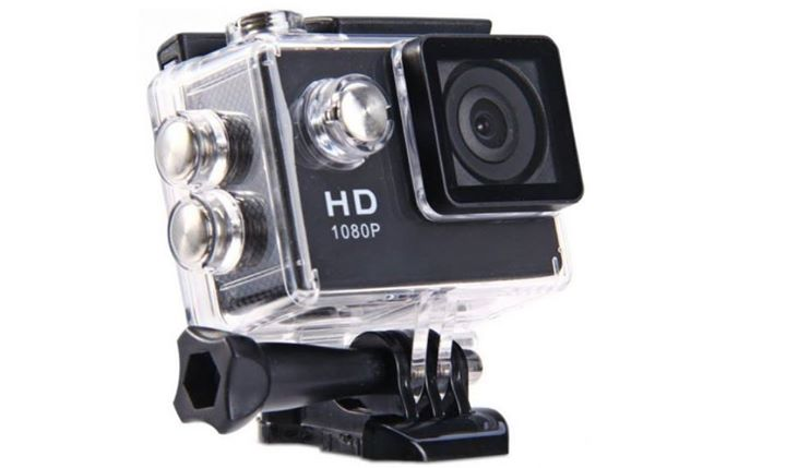 HD Waterproof Action Cameras | 30m 1080p LCD | Brand New