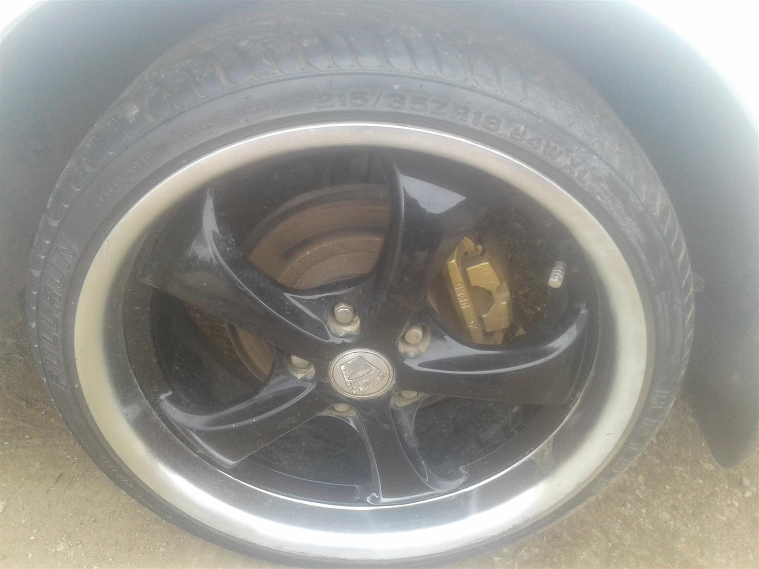 18 magrim wth tyre