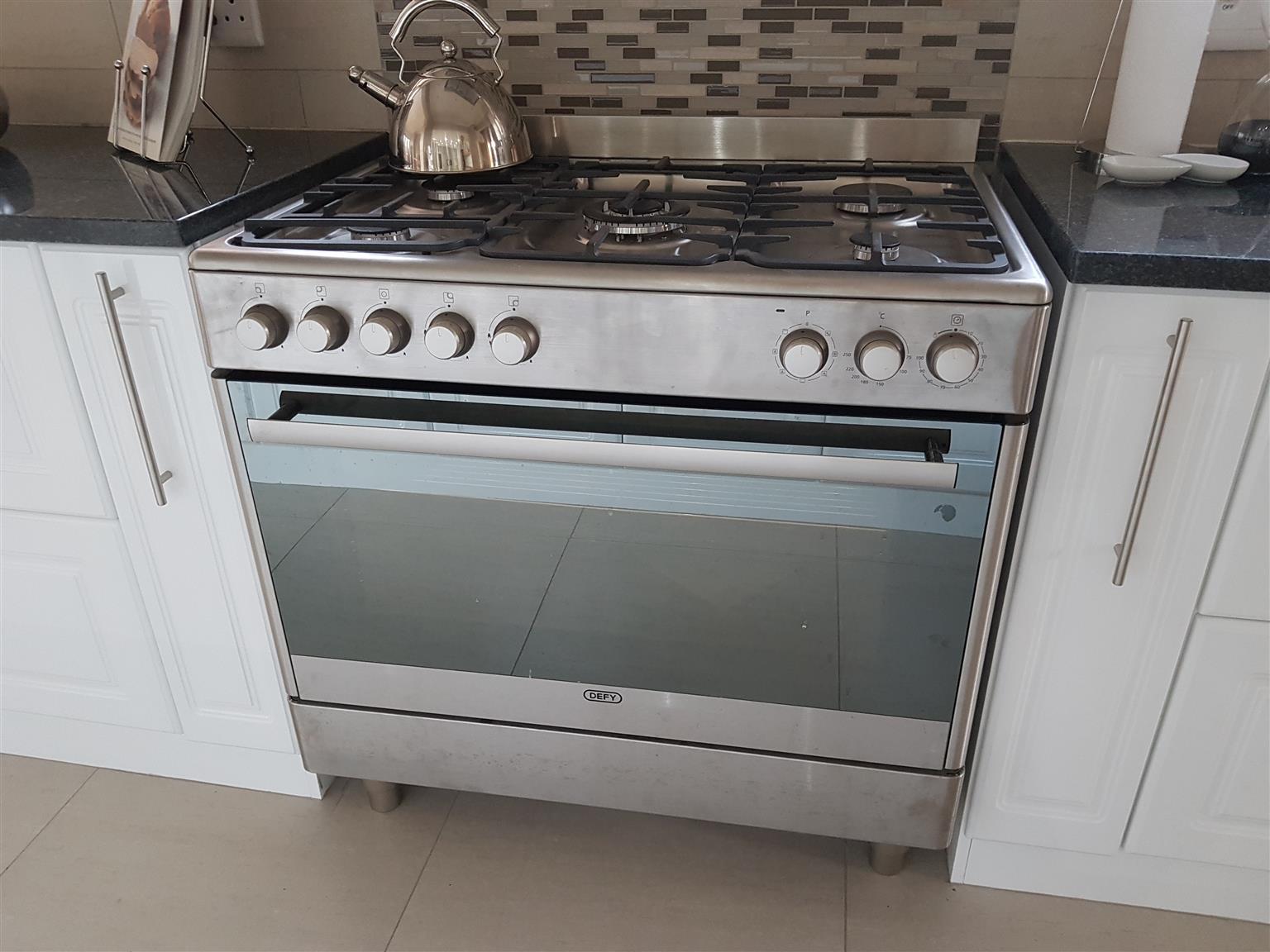 Defy Kitchen Appliances