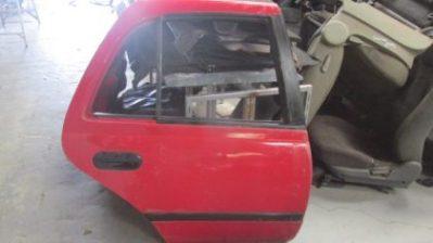 1997 Nissan sentra right rear door shell for sale
