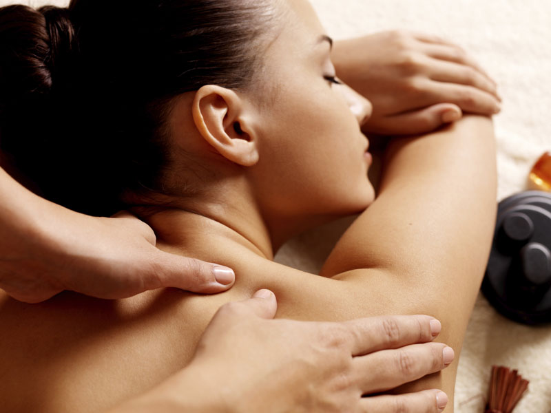 Therapeutic massage in Fish Hoek