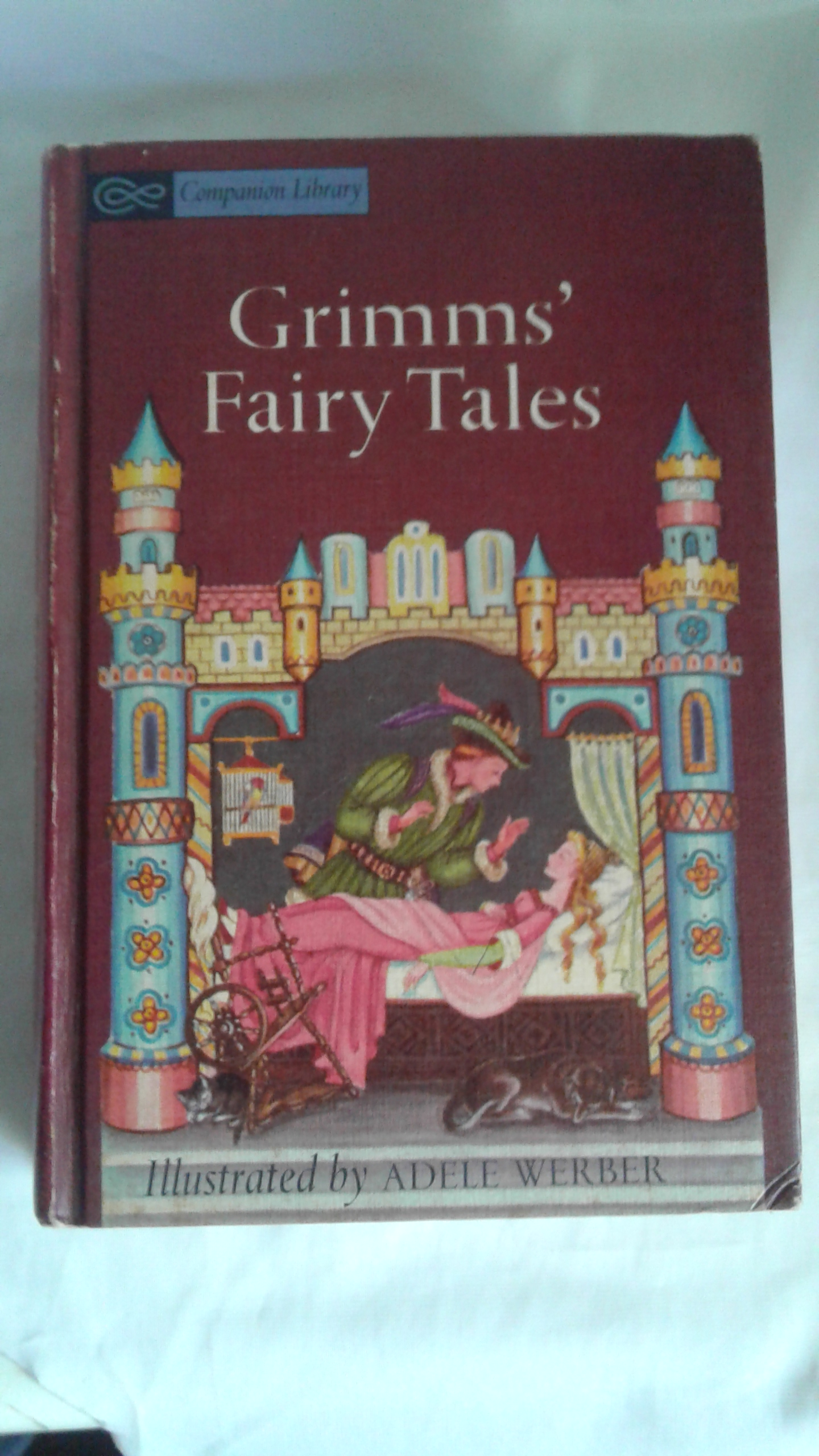 Classic Childrens Fairy Tale Books For sale !!
