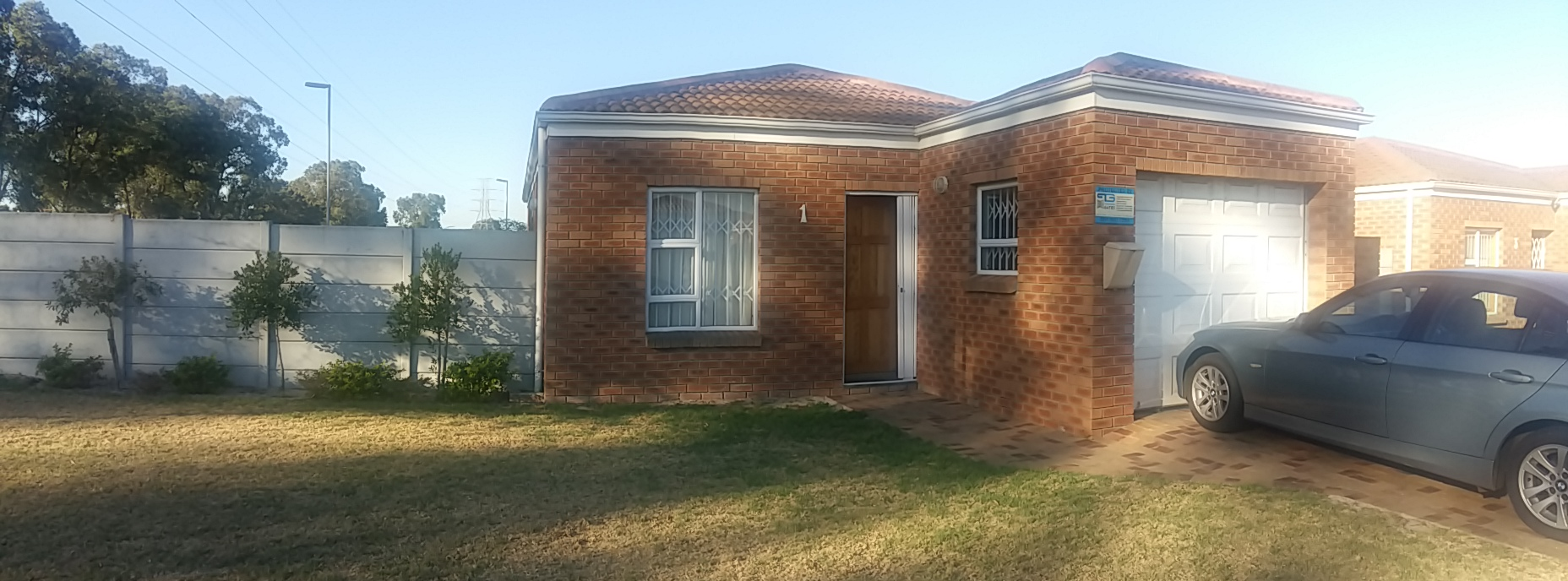 3 Bedroom, 2 bathroom house available in Stikland for 1 March @ R9 800 PM