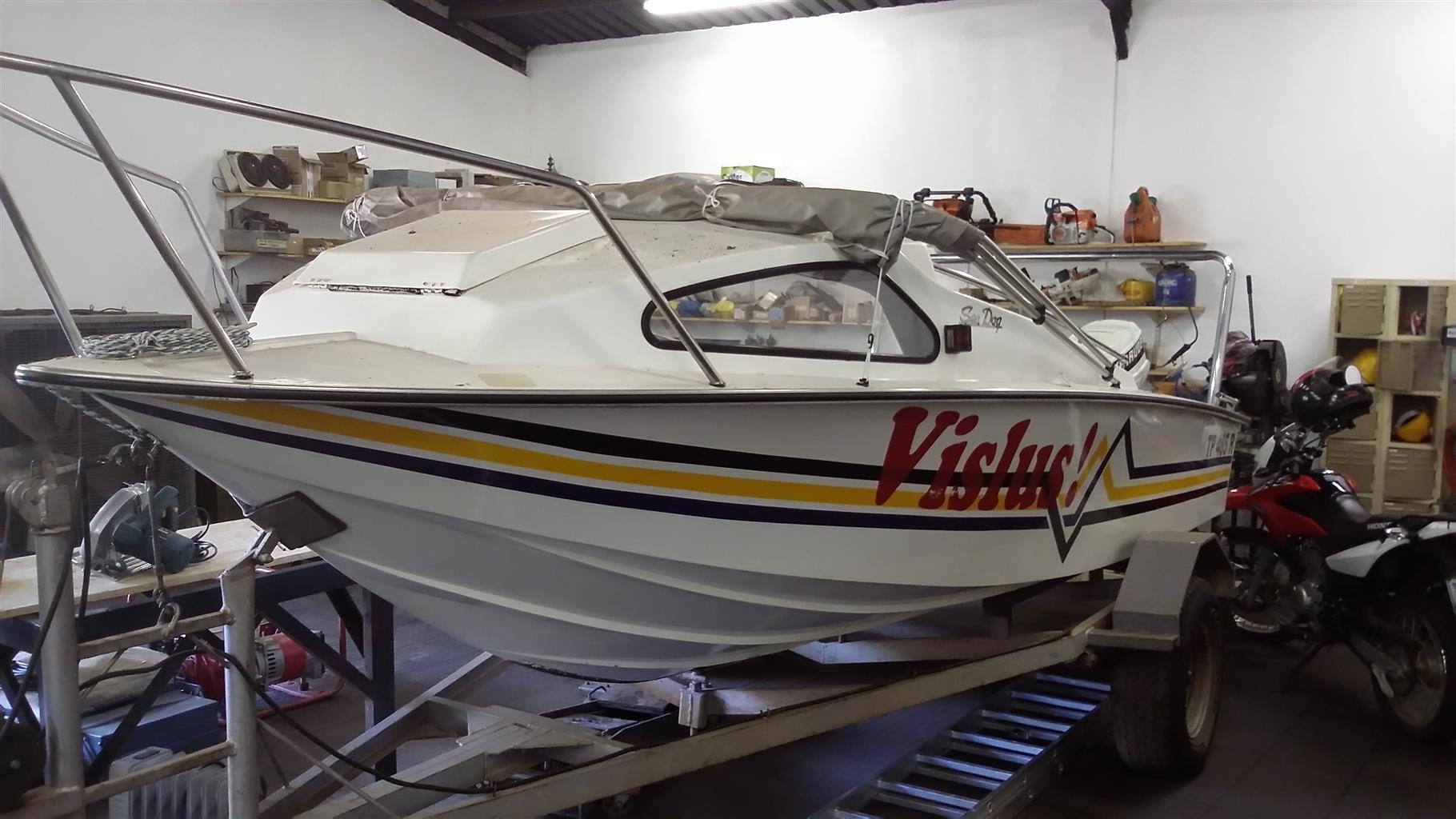 Skiboat For Sale