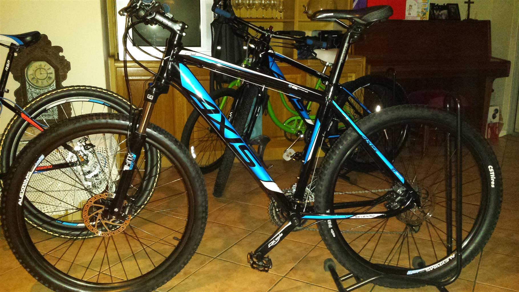 axis A 70 650b 27.5 mountain bike for sale
