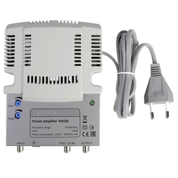 Medium Power House Amplifier