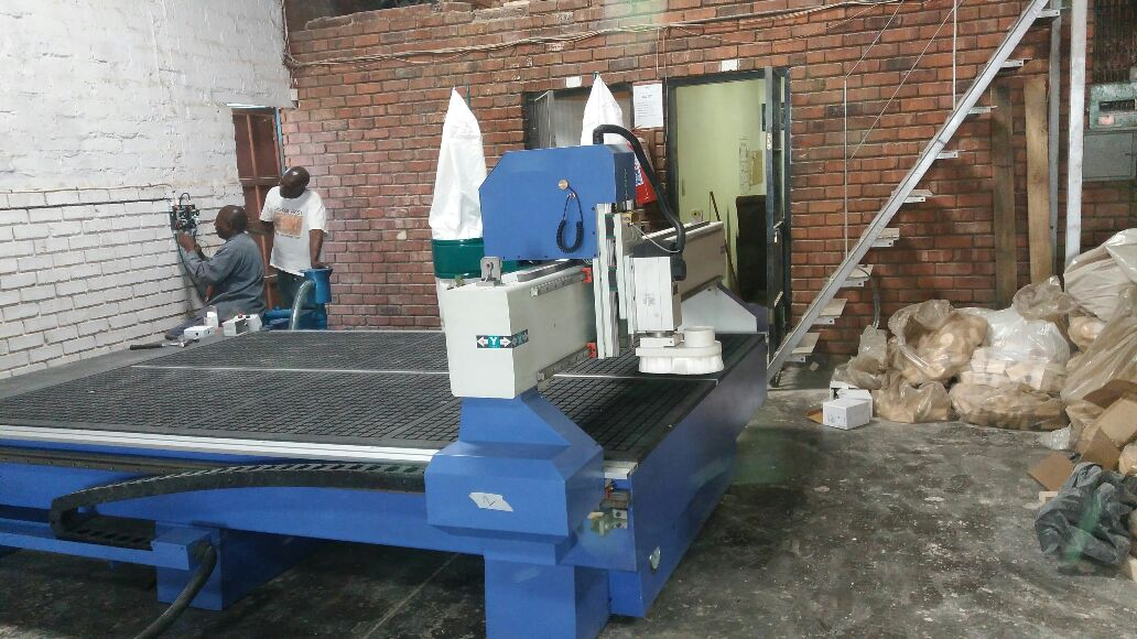 kl 2mx3mx6kw aircooled selclambtable with double stepper motors cn routers 380v