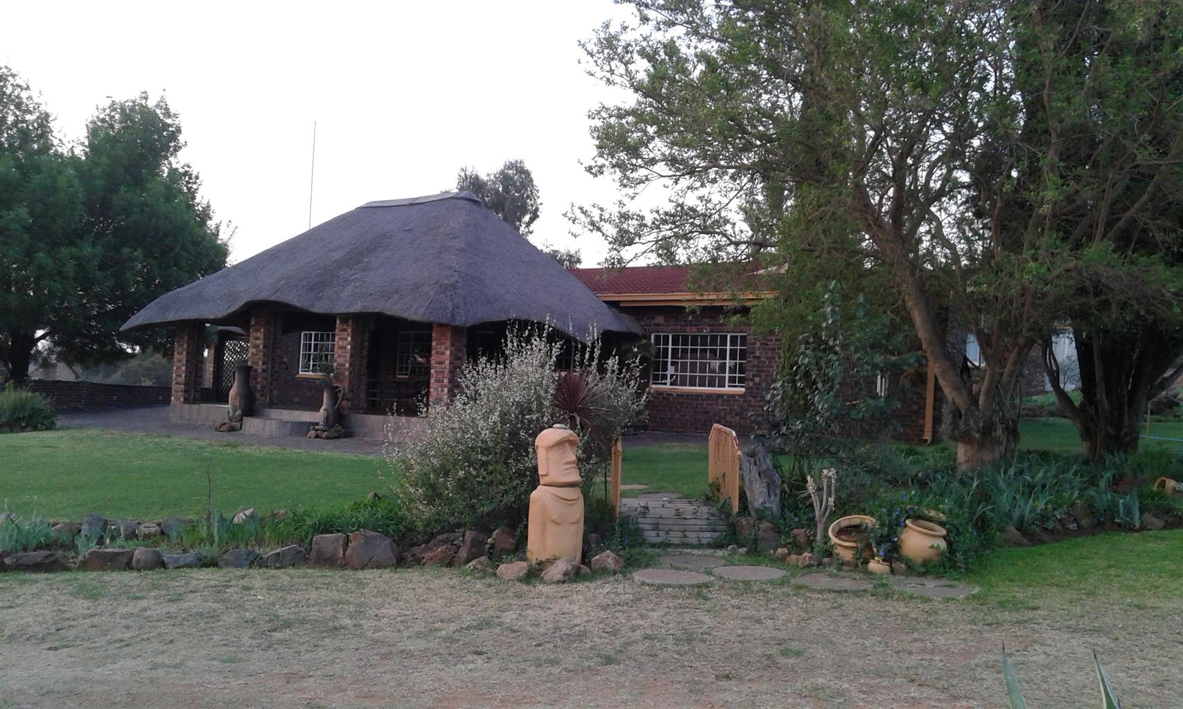 PLOT FOR SALE NEXT TO VAAL RIVER