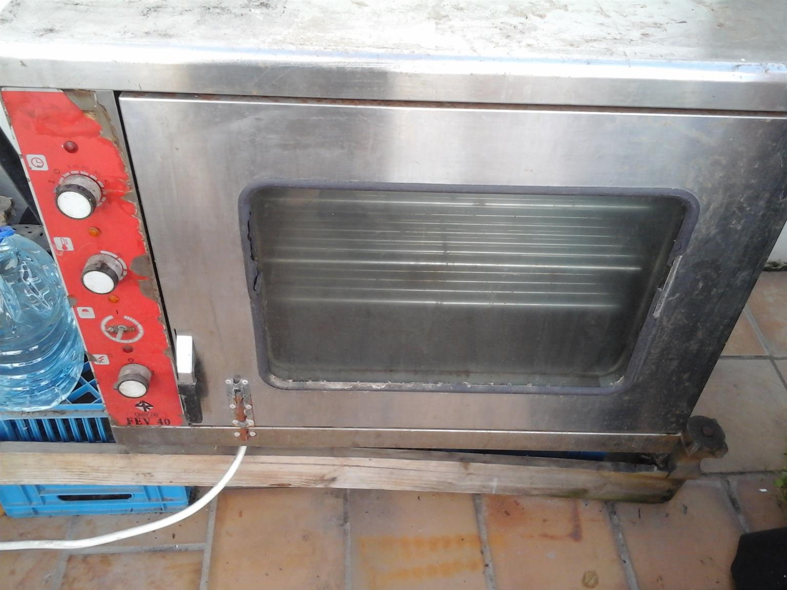 Second Hand Connercial Oven For Sale