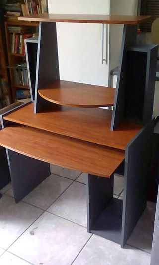 Large computer stand