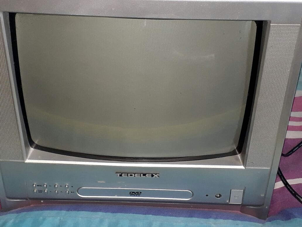 Small Box Tv With Dvd Player Build Inside Tv Junk Mail